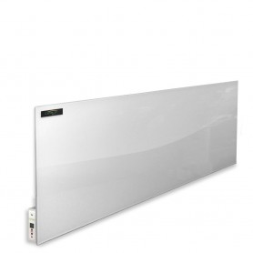 Infraröd värmepanel vit Glas 550w