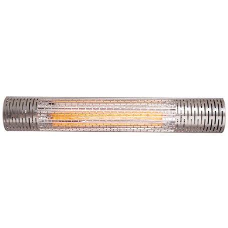 HeatWay terrassvärmare Cylindro 2000W Silver