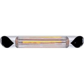 Terrassvärmare Heatway Blade  Silver 2000W